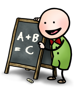 A+B = C