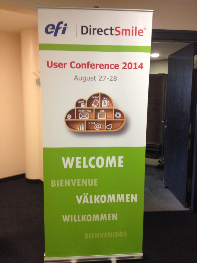DirectSmile User Conference 2014